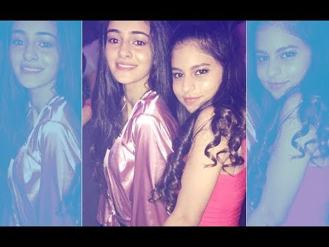 Birthday wishes for best friend - Happy 18TH Birthday Suhana: Ananya Panday Wishes BFF On Her Big Day
