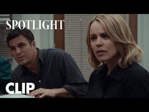 Spotlight (Clip 'After the System')