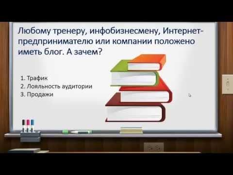 О чем писать в блоге - DomaVideo.Ru