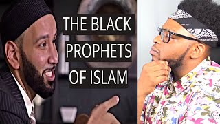 Video CATHOLIC REACTS TO Why Was There Never A Black Prophet?! - Omar Suleiman MP3, 3GP, MP4, WEBM, AVI, FLV Oktober 2018