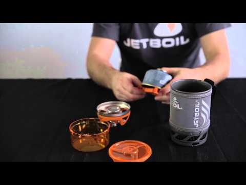 Boil It Down; The Jetboil System Approach