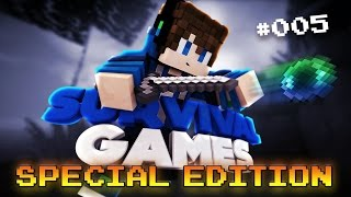 Minecraft PE Survival Games #5   PEEVES!! Special Edition SG!! (Pocket Edition)