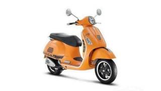 5. 2014 Vespa GTS 300 i.e. Super Features & Info