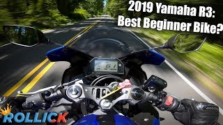 4. 2019 Yamaha R3 Test Ride Review [Beginner Bike]