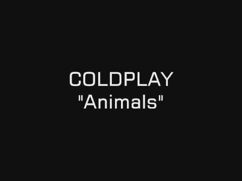 Coldplay - Animals (live Version)
