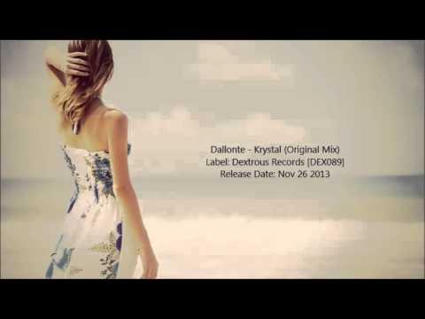 Dallonte - Krystal (Original Mix)
