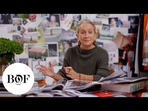 Fashion Styling and Image Making with Lucinda Chambers   The Business of Fashion
