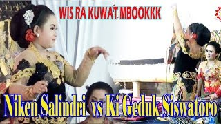 Video Niken Salindri Edan Turun Lucu banget Ki Geduk Siswantoro MP3, 3GP, MP4, WEBM, AVI, FLV September 2018