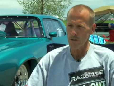 Cancer Fighter Races 1979 Chevy Camaro