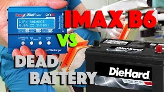 Video IMAX B6 LOW VOLTAGE - Charge DEAD 12V Pb AUTO CAR VEICLE MARINE Battery MP3, 3GP, MP4, WEBM, AVI, FLV September 2019