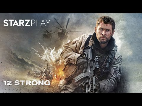 12 STRONG | Trailer | Watch Now On STARZPLAY