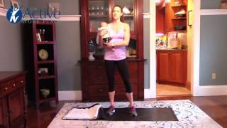 The Active Mommy:  Legs & Booty Workout