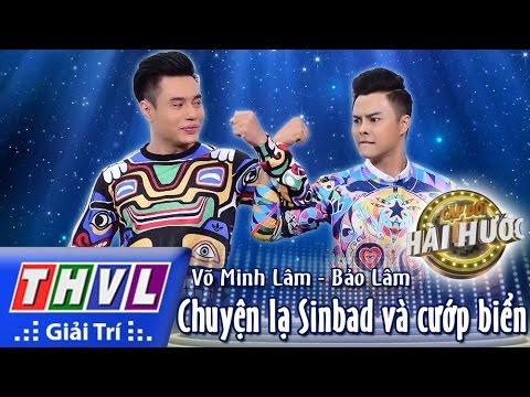 Cặp đôi hài hước Tập 4 - Võ Minh Lâm, Bảo Lâm