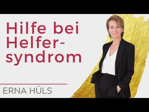 """Helfersyndrom - Helfen und retten -- notfalls bis zur Selbstaufgabe. Es heißt ja auch: """"Liebe deinen Nächsten..."""