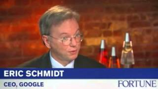 WHAT DO BILL GATES AND ERIC SCHMIDT HAVE IN COMMON?