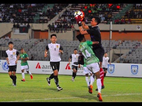Asian Qualifiers: Bangladesh 0 - 0 Laos