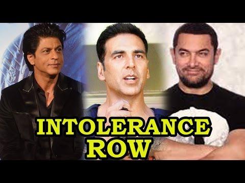 Intolerance Row: Akshay Kumar's Response On Shah