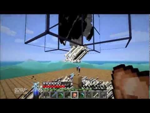 【minecraft】経験値トラップタワーを一時間放置したら、大変なことに?