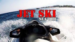 10. JET SKI SEA-DOO GTS 120hp