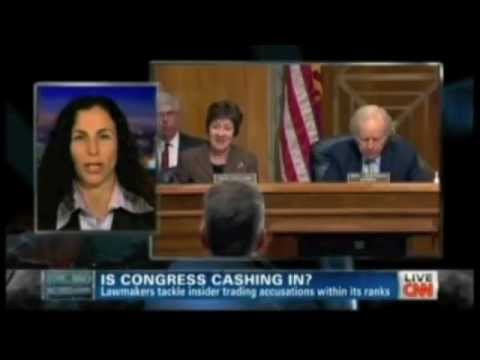 Is Congress Cashing In? Discussing the STOCK Act on AC360