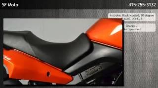 9. 2009 Suzuki V-Strom 650 DL650 Touring bike bay area touring  - Nob Hill