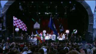 Arcade Fire - No Cars Go | Glastonbury 2007 | HQ | Part 2 of 9