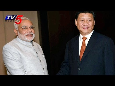 PM Modi meets Chinese President Xi Jinping : TV5 News