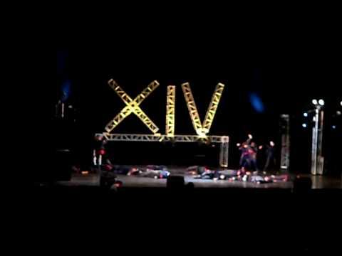 Коллектив Breed - Vibe XIV 2009