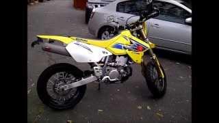 7. 2006 Suzuki DRZ400SM Supermoto