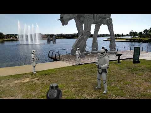 Star Wars AR Stickers Augmented Reality