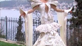 Gelin Damat Dergisi 2013 gelinlik kapak çekimleri - Tuğba Özay