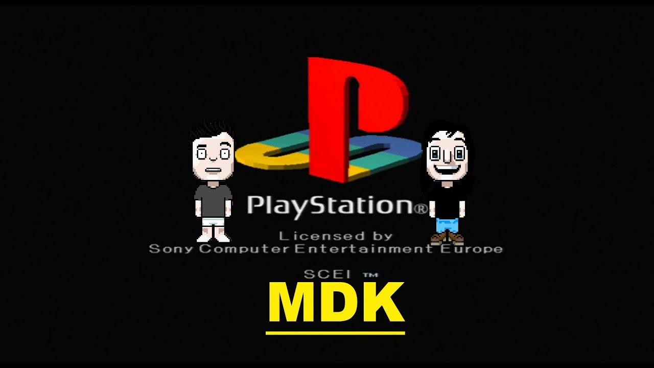 Spiele-Ma-Mo: MDK (PSX)