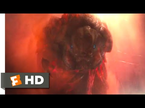 Godzilla: King of the Monsters (2019) - Larval Mothra Scene (1/10) | Movieclips