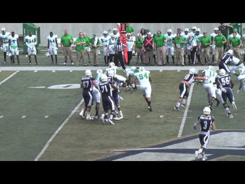 Football vs. Marshall Recap, Sept. 20, 2014