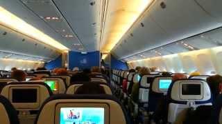 Positive Bewertung von Uzbekistan Airways: Es gab einige Bedenken mit Usbekistan Airways nach Taschkent zu fliegen!