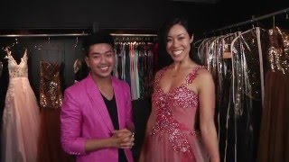 Ep.3 Seg.2 Fashion Designer Kenneth Barlis