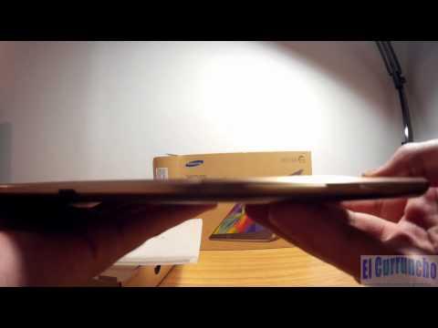 """Unboxing Samsung Galaxy Tab S 10.5"""" Wi-Fi SM-T800 [HD 1080p]"""