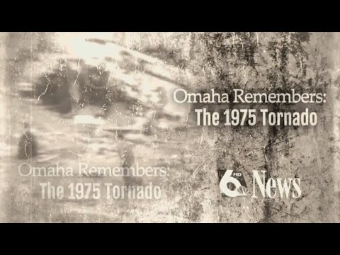 VIDEO: 1975 Omaha Tornado Anniversary