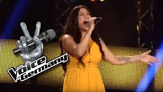 Zedd, Alessia Cara - Stay | Melisa Toprakci Cover | The Voice of Germany 2017 | Blind Audition