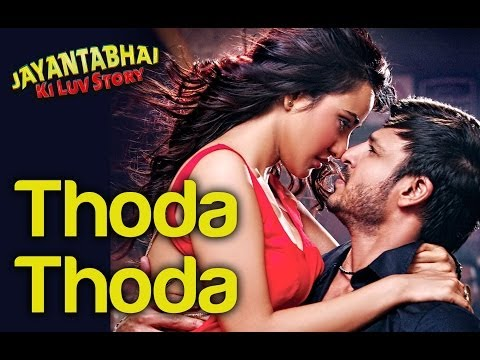 Thoda Thoda - Official Song Video f