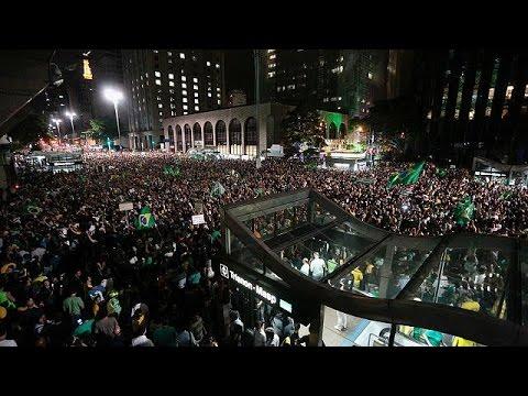 Οργή στη Βραζιλία για την ασυλία στον Λούλα