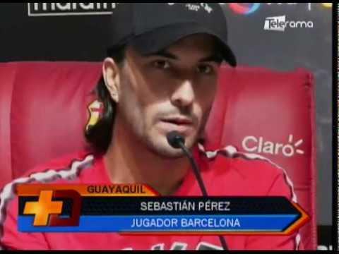 Barcelona recibe este sábado a Liga de Quito en el monumental