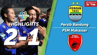 Video Persib Bandung vs PSM Makassar: 2-1 All Goals & Highlights MP3, 3GP, MP4, WEBM, AVI, FLV November 2017