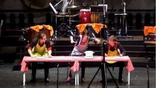 Davai Perkusion - Promo