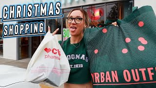 christmas present shopping for myself cause i'm annoying! vlogmas day 7 by Alisha Marie Vlogs