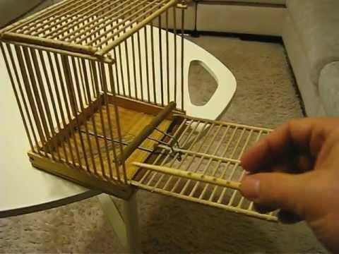 Клетка ловушка для птиц