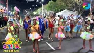Moleques de Alvorada - Carnaval 2015