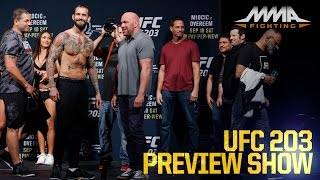 UFC 203 Preview Show by MMA Fighting