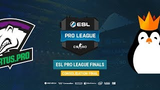 Virtus.pro vs Kinguin - ESL Pro League S8 Relegation - map2 - de_mirage [ceh9]