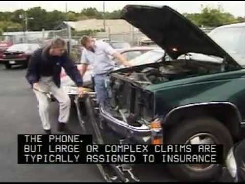 Insurance Adjusters, Examiners, and Investigators